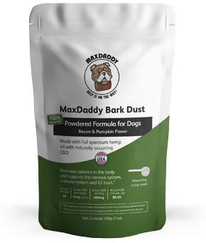 MaxDaddy Bark Dust