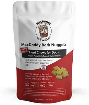 MaxDaddy Bark Nuggets