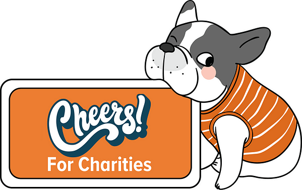 Cheers for Charities | MaxDaddy CBD Oil for Dogs